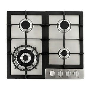 24 Inch Gas Cooktop 4 Sealed Burners