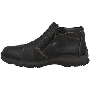 Rieker Michigan-kalkutta Schuhe Herren Antistress Halbschuhe Boots 05372-00 Eine VollstäNdige Palette Von Spezifikationen