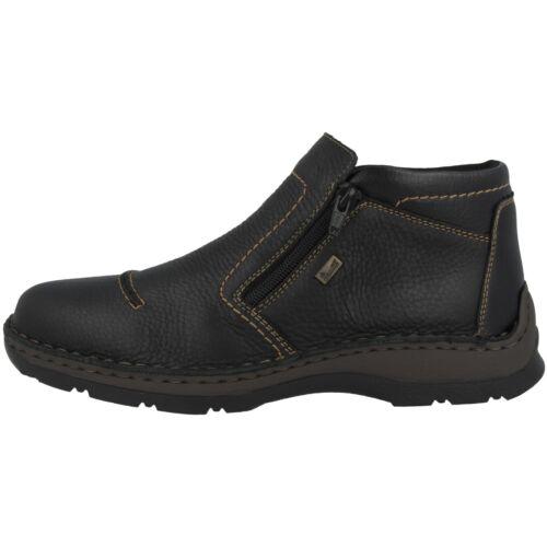 Rieker Michigan-Calcutta Chaussures hommes Antistress basses boots 05372-00