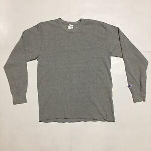 7f66d14e Image is loading Vintage-80s-90s-Champion-Crewneck-Pullover-Sweatshirt-Gray-