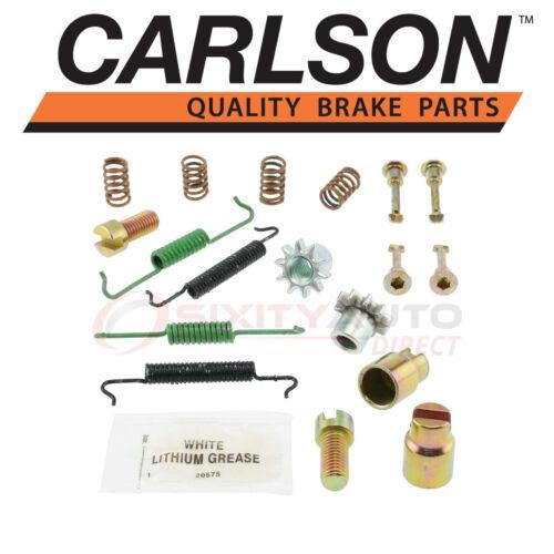 Emergency cq Carlson Rear Parking Brake Hardware Kit for 2000-2017 BMW X5