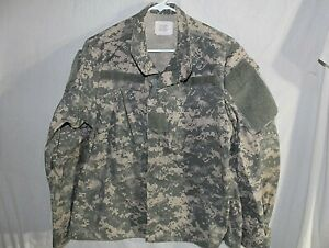 Army-Combat-Uniform-Shirt-Extra-Small-Regular-ACU-Paintball-Hunting-Coat