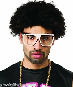 image is loading lmfao party rock glasses frames white black redfoo