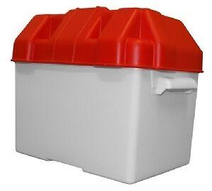 LEISURE-BATTERY-BOX-STANDARD-WITH-STRAPS-CARAVAN-CAMPER-BOAT-MOTORHOME