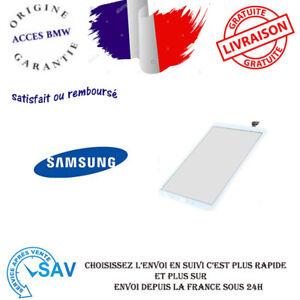 Vitre-Tactile-PREMIUM-Blanc-Samsung-T560-TAB-E-Vitre-Tactile