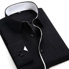 2efc1522e item 3 UK Luxury Men's Long Sleeve Shirt Button Up Business Work Smart Formal  Dress Top -UK Luxury Men's Long Sleeve Shirt Button Up Business Work Smart  ...