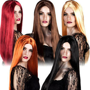 Long-Witch-Wig-Ladies-Fancy-Dress-Halloween-Witches-Womens-Adult-Costume-Wigs