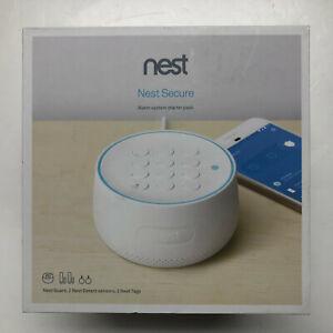 New-Open-Box-Google-Nest-Secure-Alarm-System-White-H1500ES