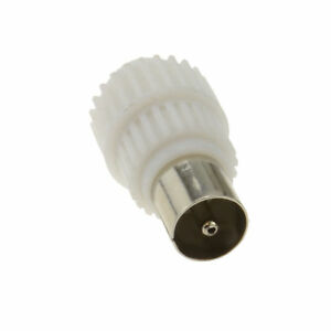 TV-RF-Coaxial-Plug-End-Screw-Adapter-For-Aerial-Cables