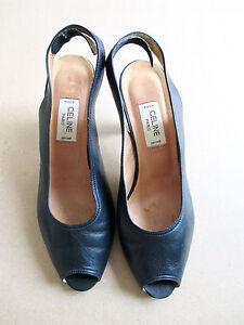 Chaussures, Escarpins CELINE Taille 38,5   eBay 5184f853d806
