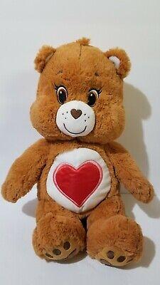 Build-A-Bear Brown TENDERHEART BEAR CARE BEARS Heart