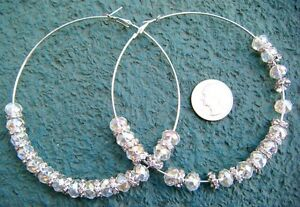 Shades of Green-Abalone PALM TREE Pendant//Earrings-Silvertone-2 inch pendant