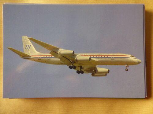 COLLECTION VILAIN N° 276 RICH   DC 8-62    N1805