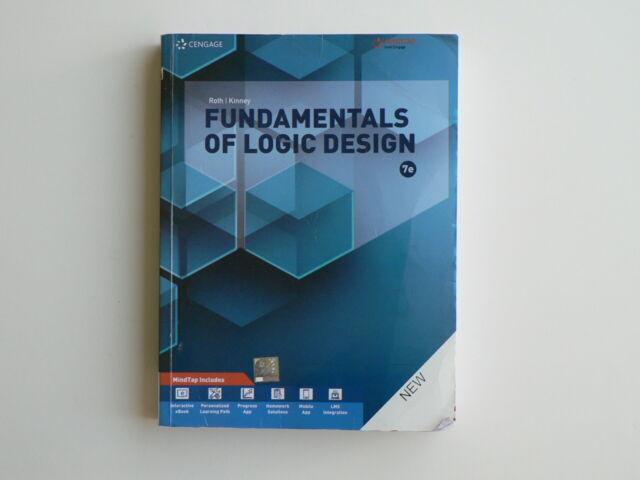 Cengage Fundamentals Of Logic Design 7e By Roth Kinney For Sale Online Ebay,Jeans Back Pocket Design Paint