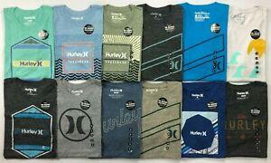 Men-039-s-Hurley-Tri-Blend-Premium-T-Shirt