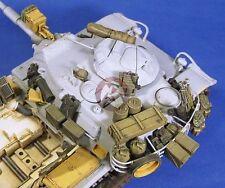 Legend 1/35 M60 / M60A3 Patton MBT Tank Stowage & Accessories Set [Resin] LF1031