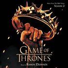 Game of Thrones: Season Two [Score] by Ramin Djawadi (CD, May-2012, VarŠse Sarabande (USA))