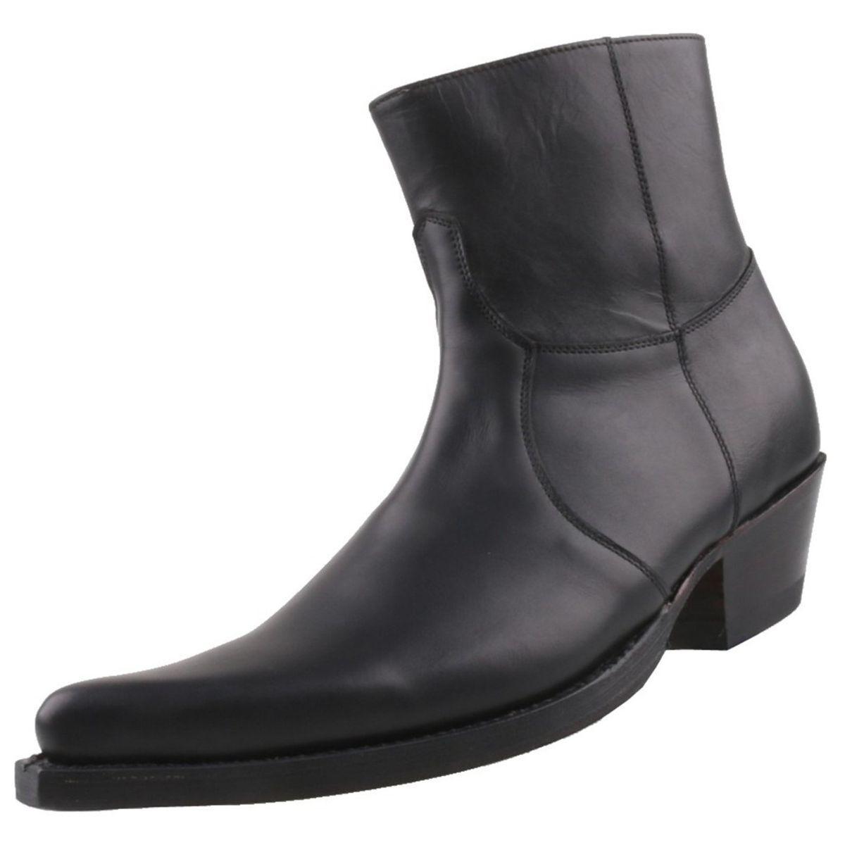 NUEVO SENDRA botas Zapatos Hombre Botines botas vaqueras botas de piel