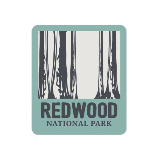 Redwood National Park StickerNational Park Decal