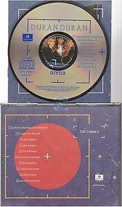 DURAN-DURAN-arena-CD-ALBUM-or-press-no-barcode-made-in-japan-for-european-distr