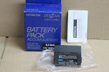 NEUF & ORIGINAL : Batterie HITACHI DVDCAM DZ-BP16 Li-ion 7.2V 1600mAh