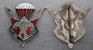 insigne-du-1er-bataillon-de-parachutiste-Laotien