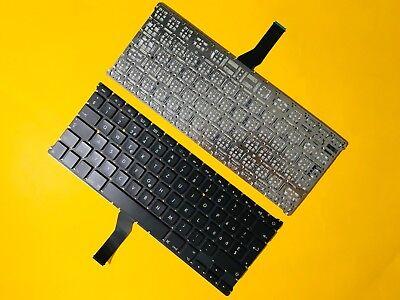 Genuine OEM Swedish A1369 Keyboard+Backlight+Screws For MacBook Air 13/'/' 2011