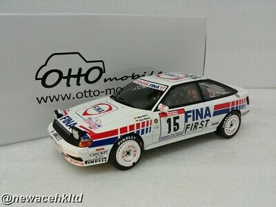 Rally Tour de Corse Duez//Wicha 1991 1:18 Triple 9 Toyota Celica #15