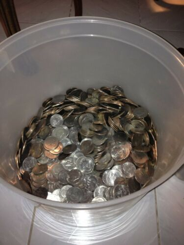 100 Coin Lot Of Eisenhower Ike Dollars