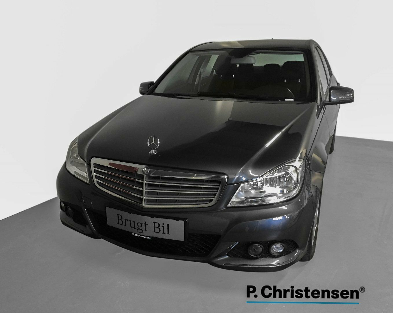 Mercedes C180 2,2 CDi BE 4d - 179.900 kr.