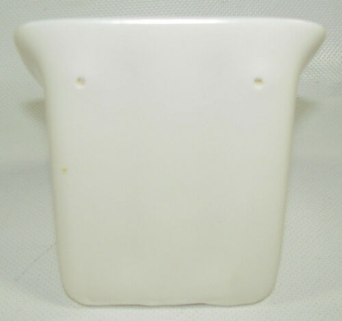 Flexible White PVC Marine Grade Boat Cup Holder 132-00000