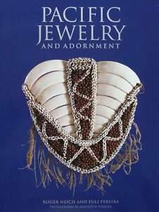 Pacific Jewelry And Adornment Livre,book,buch,boek,libro Dernier Style