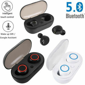 Cuffie Bluetooth 5.0 Auricolari Sport in Ear Wireless per Samsung iPhone Huawei