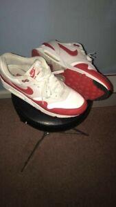 Nike Air Max 1 University RED OG 9.5 | eBay