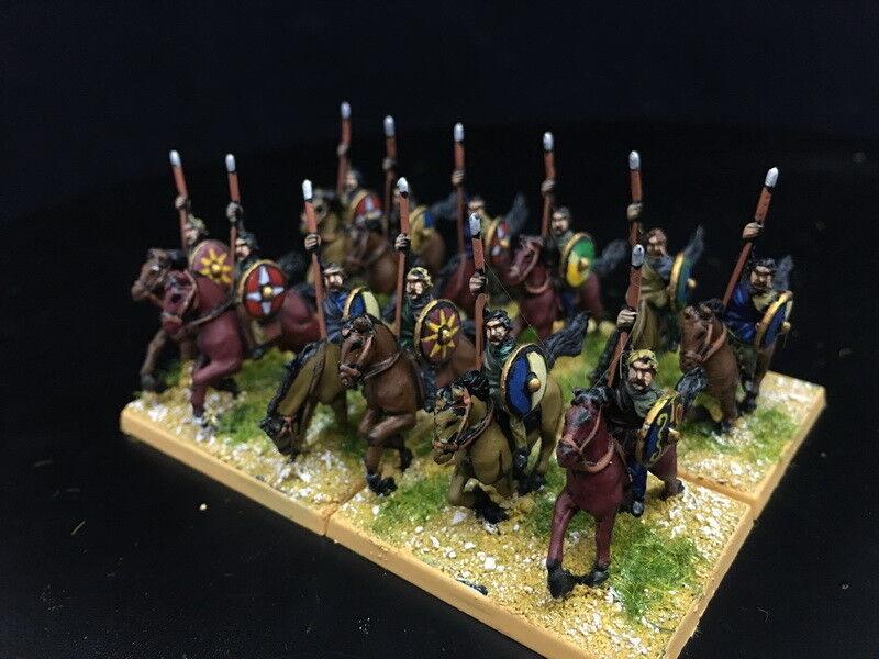 15 ep gemalt, frühe deutsche mittlere oder schwere kavallerie rc886