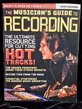 Music Player Network Presents The Musician's Guide to Recording (66 pages)
