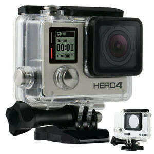 GoPro-Hero-3-3-4-Camera-Waterproof-Diving-Protective-Housing-Clear-Case-Cover