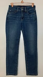 NYDJ-Not-Your-Daughter-s-Jeans-ALINA-Convertible-Ankle-Skinny-Petite-Size-0P