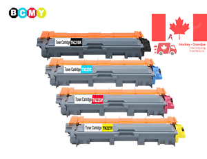 4PK-Toner-Cartridge-TN-221-TN-225-For-Brother-MFC-9130CW-Brother-HL-3140CW-Br