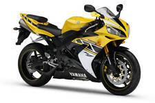 2006 YAMAHA YZF-R1 50TH ANNIVERSARY MOTORCYCLE POSTER PRINT 24x36 HI RES