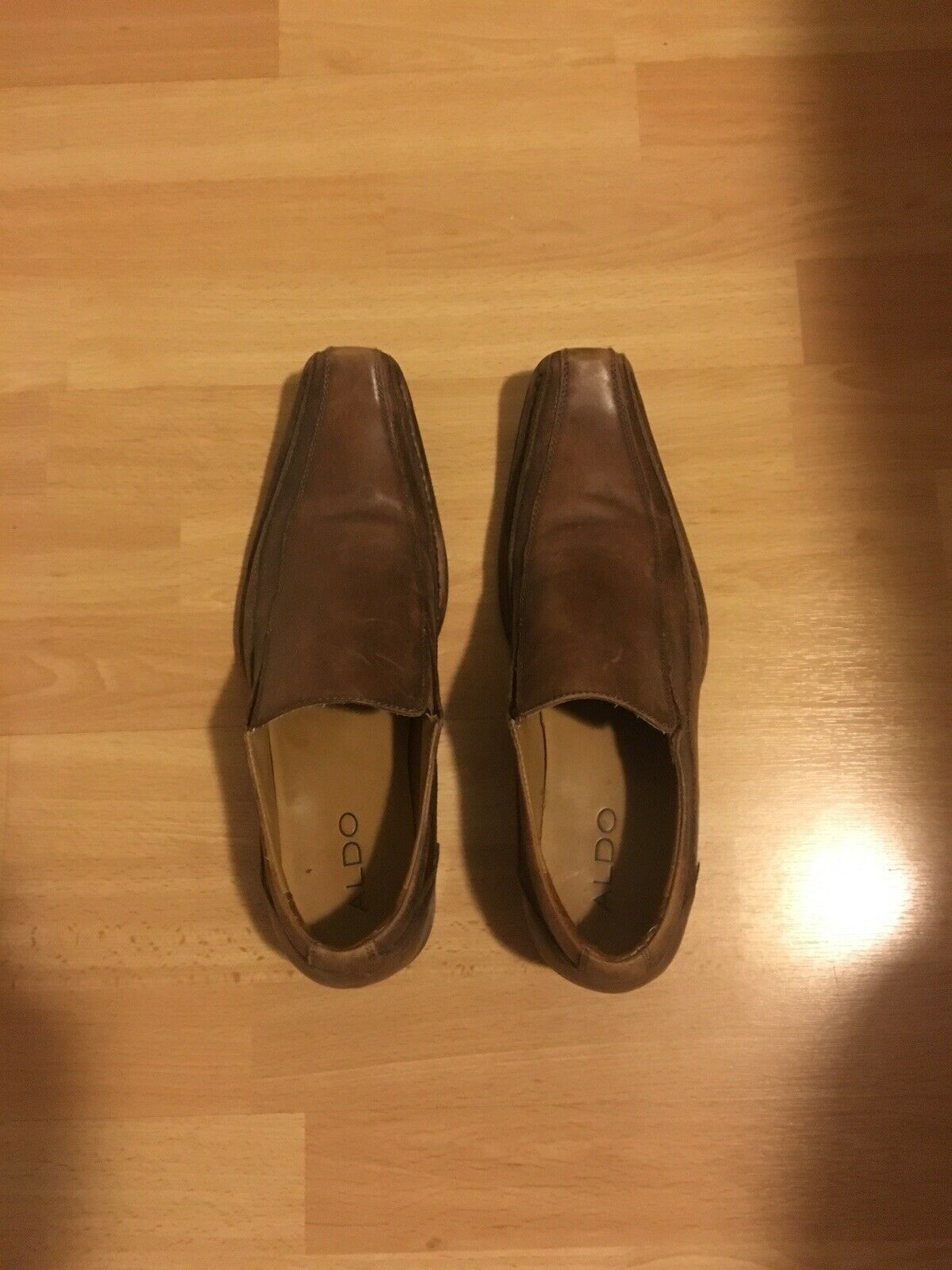 Aldo Mens Dress shoes Sz 10 Brand New Has Marks From Being Handled