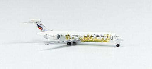 Herpa 1:500 510110 boeing b717-200 Bangkok Airways-Angkor
