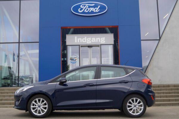 Ford Fiesta 1,1 85 Titanium - billede 2