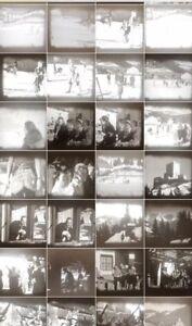 16mm Privatfilm 1942 Winterurlaub Wintersport Leben Berge Alltag Familie #12 Filmprojektoren & Filme Filme & Dvds