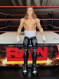 SHAWN-MICHAELS-FIGURE-BASIC-BATTLE-PACK-SERIES-33-MATTEL-2015-WWE