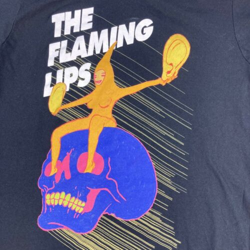 The Flaming Lips Tour 2018 Small S Front and Back