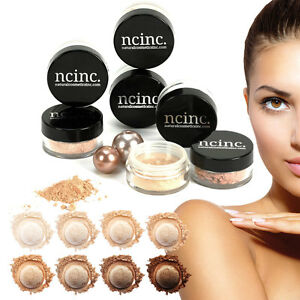 8pc-Mineral-Makeup-Set-Bare-Naked-Skin-Minerals-Foundation-Kit-by-NCinc-Gift