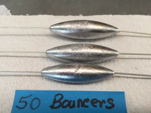 50 BOTTOM BOUNCERS  MIX OR MATCH 2 OR 3 OZ. 2 1//2