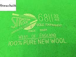 Strachan-6811-Gold-Tournament-32oz-Cloth-For-12ft-Snooker-Table