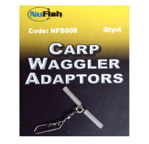 Carp Waggler Adaptor Nufish